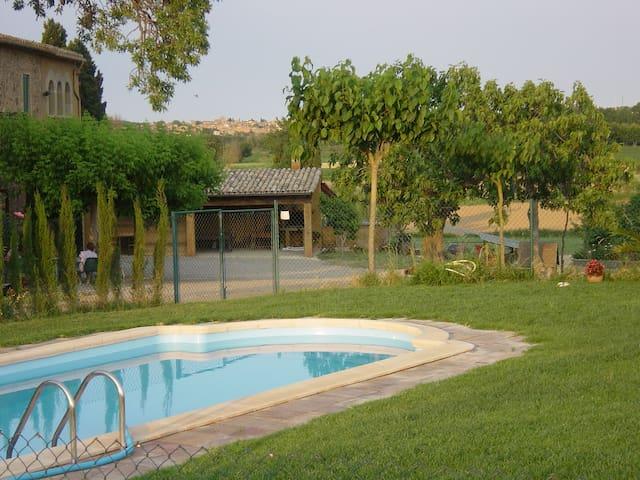 Apartamento Rural en el Ampurdán - Casavells - Huis