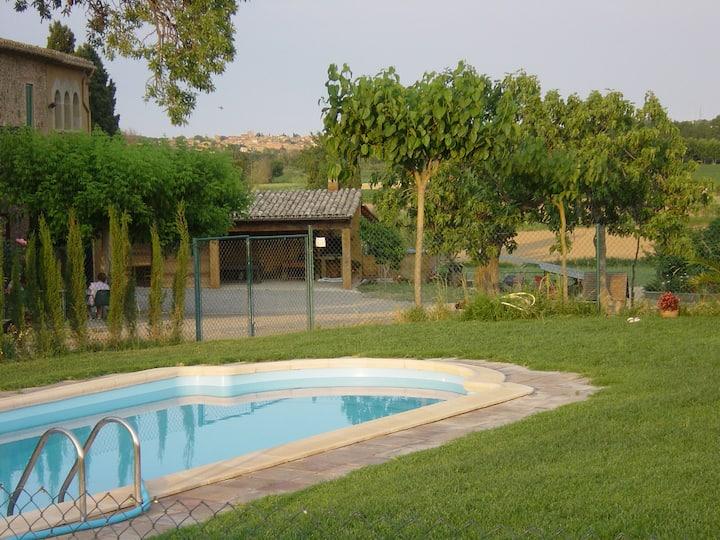 Apartamento Rural en el Ampurdán