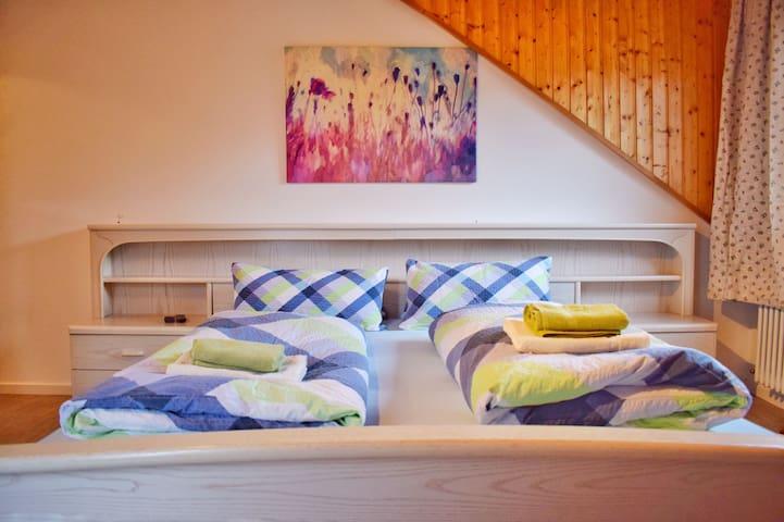 Ammersee - Pension Niki Marx - Seenähe Zimmer 6