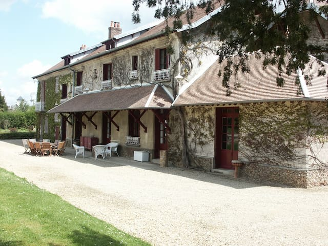 LA SUITE DES ANGES - Méry-sur-Marne - Bed & Breakfast