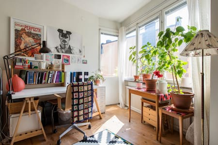 Cozy and central flat on Södermalm - Stockholm