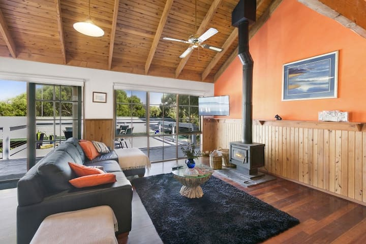 Aireys Inlet Beach House (A1155) - Aireys Inlet - Casa