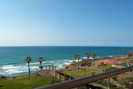 Familial Flat on Sea Front - Netanya