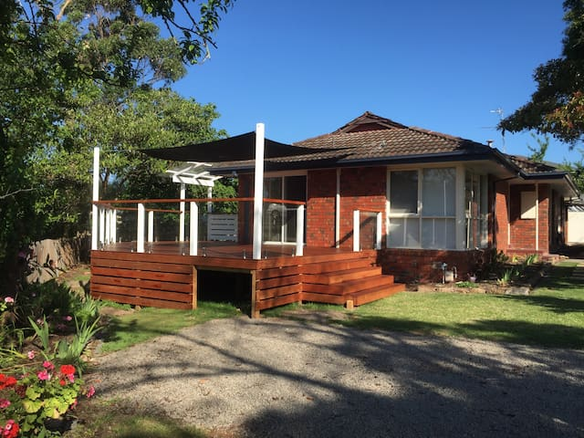 Dromana Family Beach House - Dromana - Huis