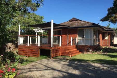 Dromana Family Beach House - Dromana - บ้าน