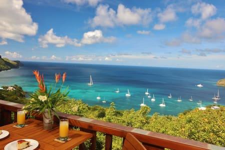 Hibiscus - Boutique style luxury - Grenadines