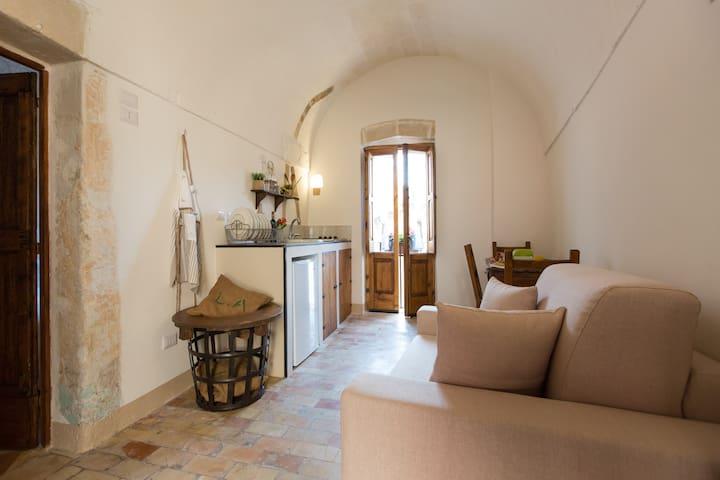 Accogliente casa tipica nei Sassi