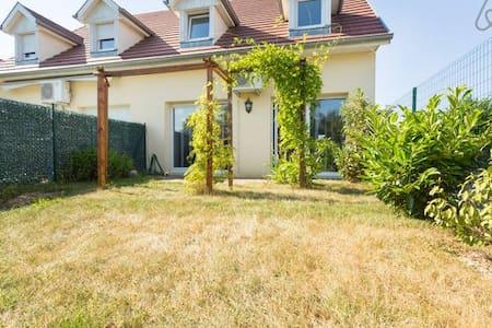 Villa 6/8 personnes proche Mulhouse - Rumah