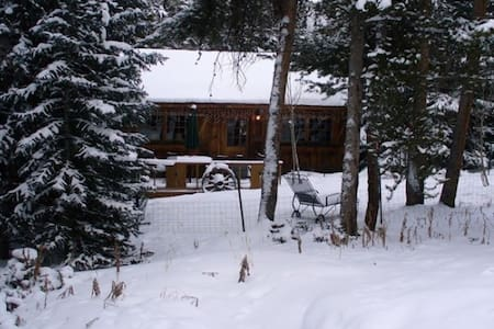 Cozy Mountain Cottage - Breckenridge - Cabaña