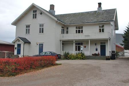 Angela's White House (single room) - Stamsund - Boomhut