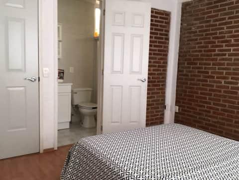 B&W Casa en pachuca Room1