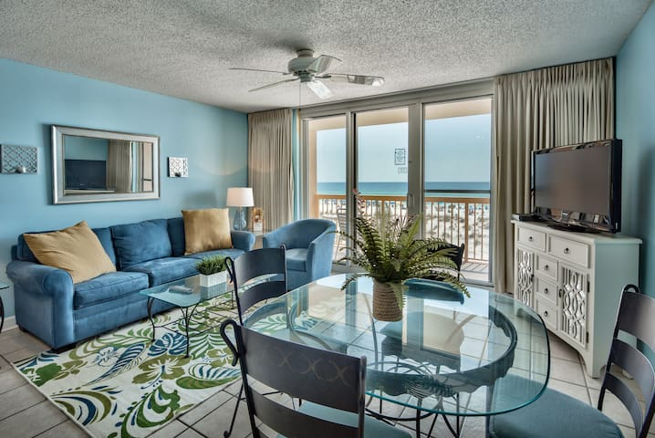 Spectacular Views,  Oceanfront Condo, Renovated - Destin - Condominium