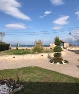 Small Ηouse with fantastic views - Drosia - Daire