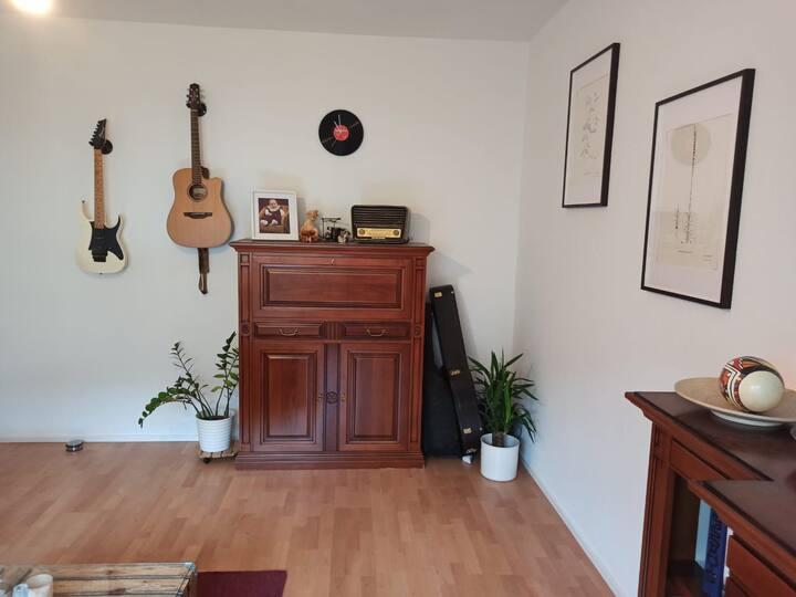 Frisch renovierte Wohnung in bester Lage in Köln