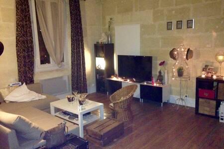 Nice apartment near Bordeaux - Sadirac