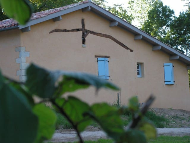 La maison du meunier de Hinx ( gite rural ) - Hinx - Dom