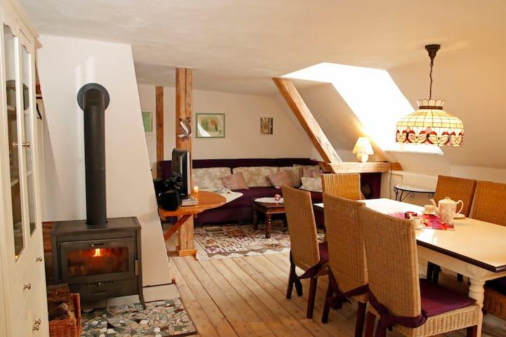 """Ferienwohnung """"Linden""""  - Oersberg - Leilighet"""