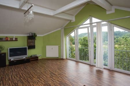 Wellness Appartement Mainblick - Michelau in Oberfranken - Квартира