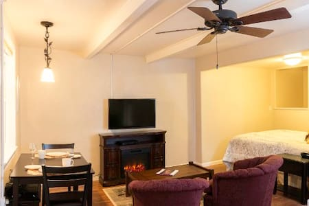 "Cozy Hideaway ""B"" studio apartment - Yosemite National Park - Apartment"