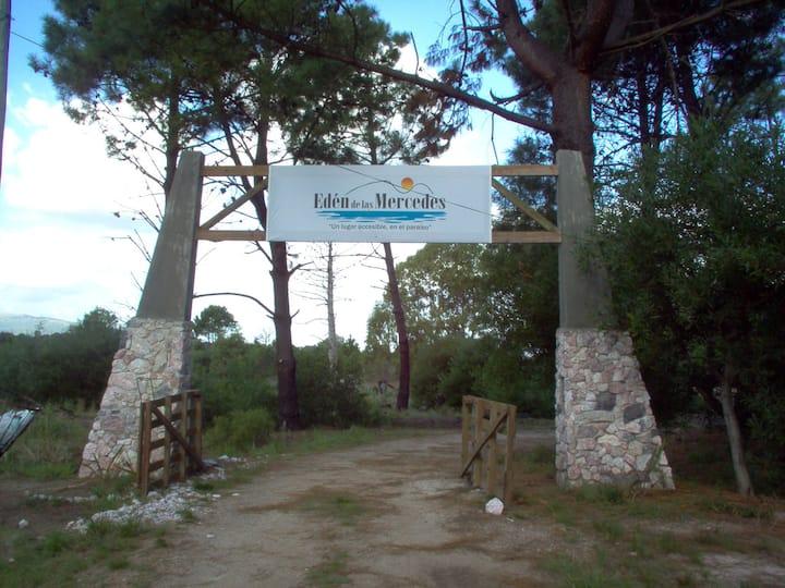 Balneario Paraíso Suizo. Is unique!