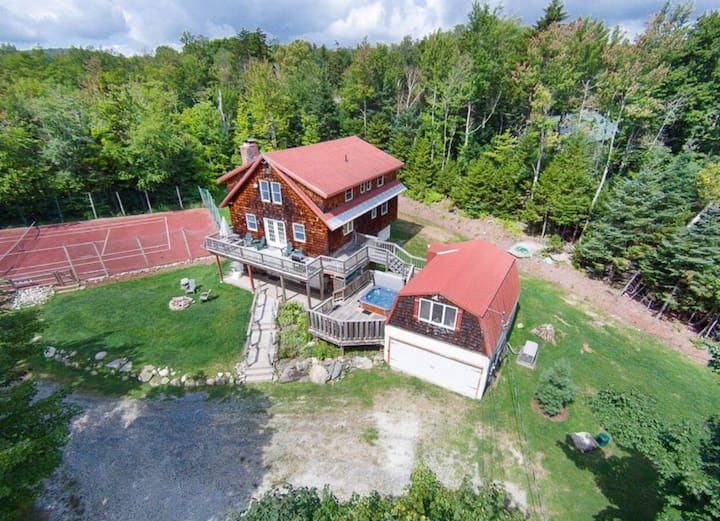 7 Bedroom Mt. Snow/Stratton Ski & Summer Home