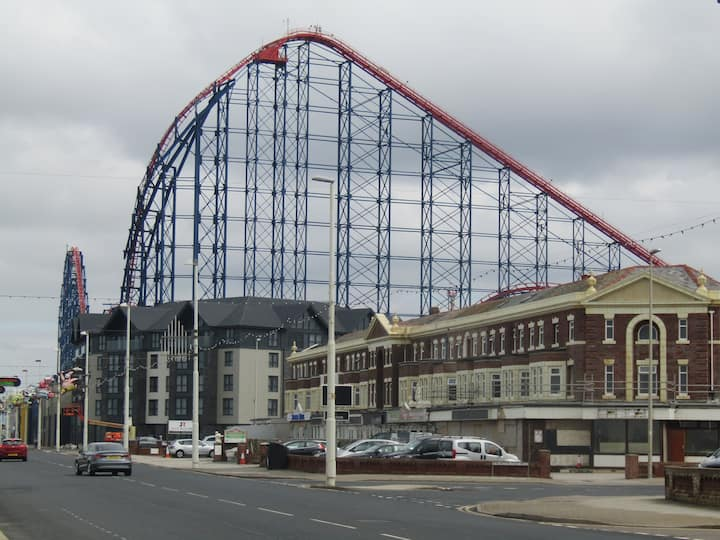 Alderley Hotel Blackpool, your home in Blackpool.