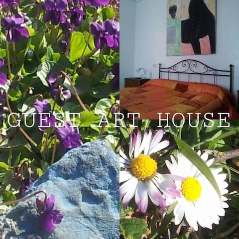 GUESTARTHOUSE camere in affitto - Campello Sul Clitunno - Квартира