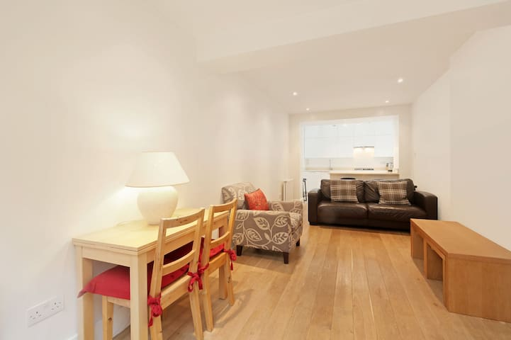 One bedroom flat in Paddington.
