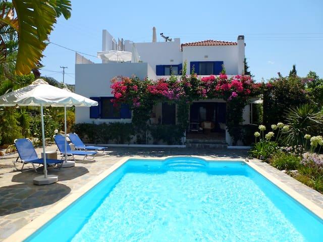 VILLA  OASIS PLAKA Apokoronou-Kreta - Plaka - House
