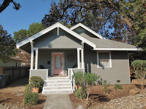 Historical cottage in Downtown Davis