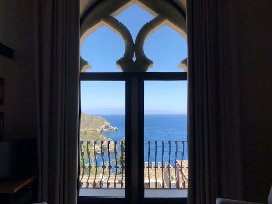VILLA ELEONORA PANORAMIC APARTMENT - Taormina