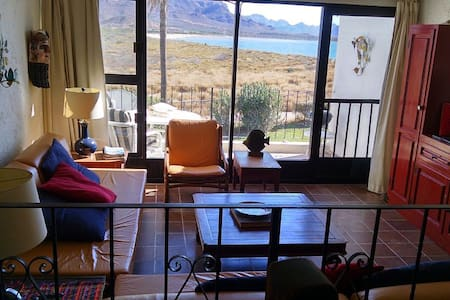 Fabulous Sea Front Condo on the Sea of Cortez - San Carlos
