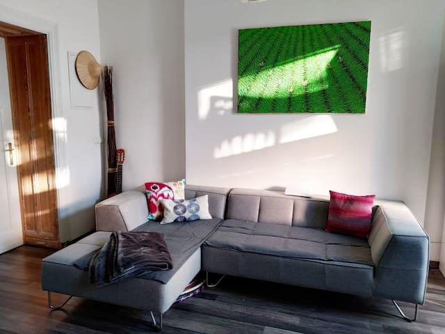 One bedroom close to train  in Prenzlauer Berg