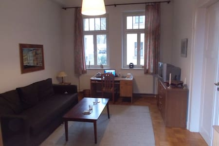 Super gelegene 3-Zimmer-Wohnung