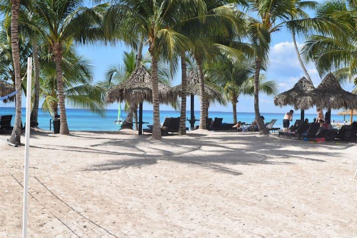 Ocean Front 3BR+4BR Apt Cadaques Caribe Bayahibe - Los Melones - Apartamento