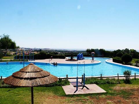 Apartamento 2 Pax com piscina - Elxadai Parque