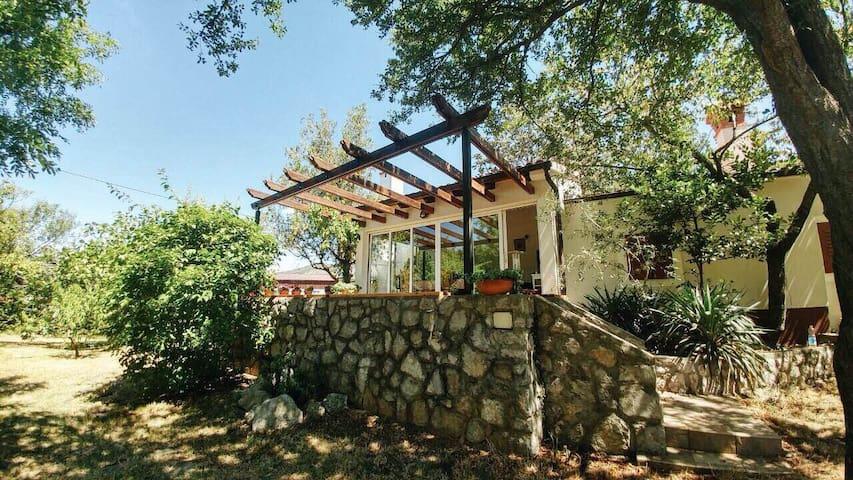 Garden Villa Hreljin - Bakar - Casa