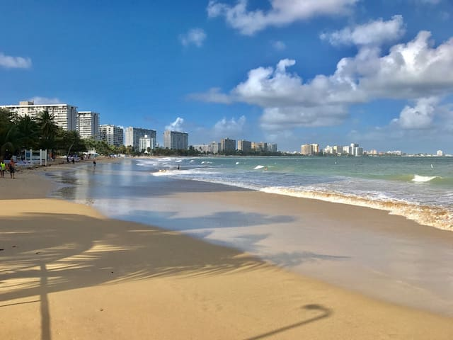 All new!! Just remodeled 3 bedrooms beachfront - Carolina - Pis