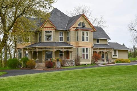 Beautifully Restored Historic Victorian
