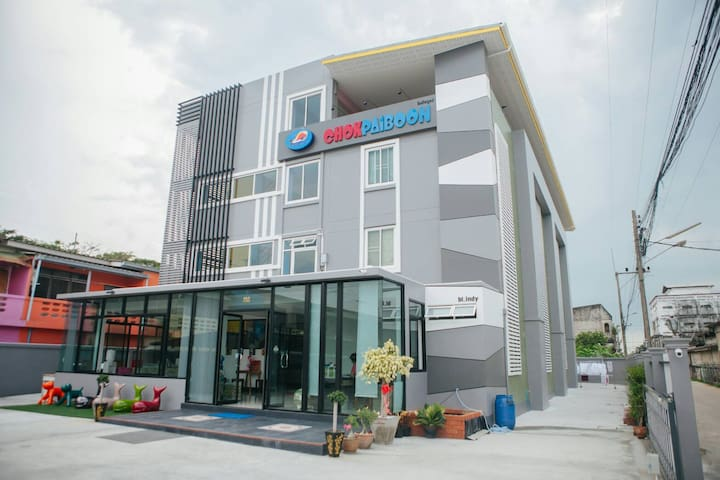 Chokpaiboon Apartment, Pattani