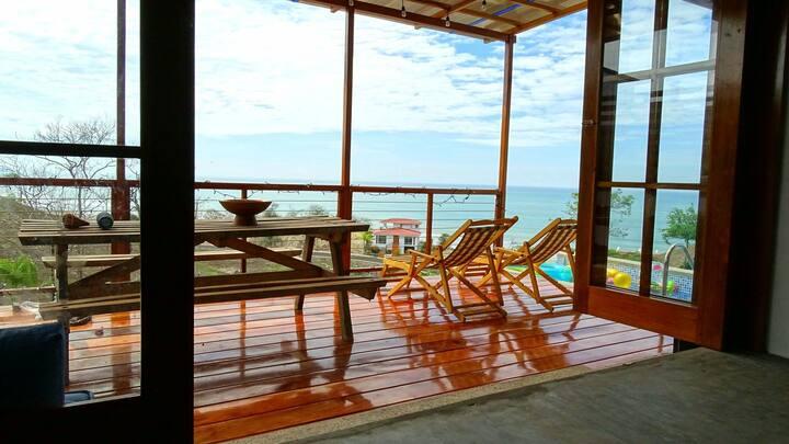 Belle Vue beach house (beautiful view)