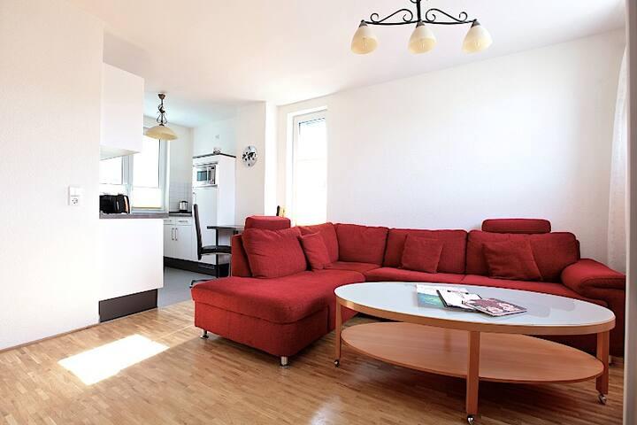 Schöne und zentrale Wohnung in Hannover-Linden - Hannover