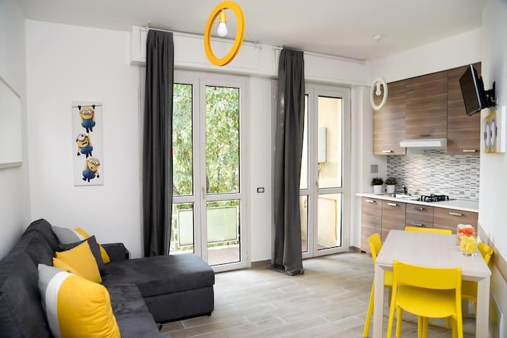 apt Comfort - Milan - CASA SOFIA - Milaan - Appartement