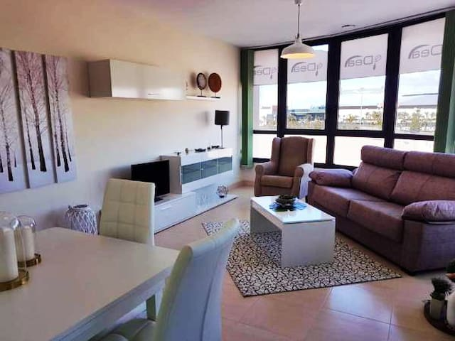 Expoholidays - Apartamento Auditorio Roquetas
