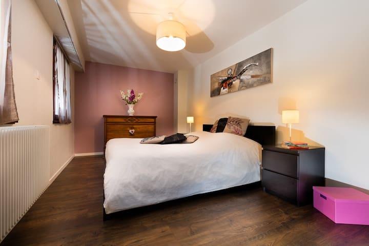 Spacieuse et belle chambre à la Petite Venise