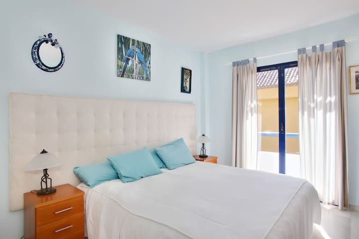 Holiday apartment near the beach!!! - Marbella - Apartamento