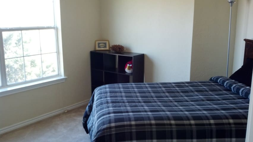Private room in beautiful apartment - Wichita Falls - Daire