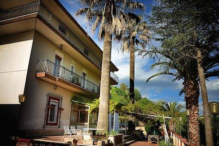 Villa Artemide ! - Piazza Armerina - วิลล่า