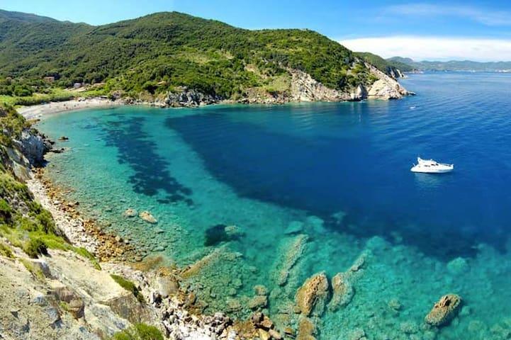 Nispo2 50 meters sea - Elba Island - Rio nell'Elba - Apartment