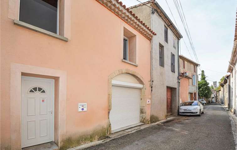 Nice home in Cessenon sur Orb with 2 Bedrooms